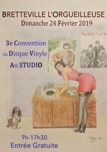 3° Convention Du Disque,