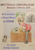 3° Convention Du Disque,