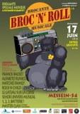 BROC N ROLL #6 Brocante Spéciale Musique