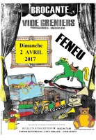XXI BROCANTE VIDE-GRENIERS