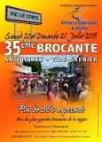 35ème BROCANTE – ANTIQUITES ET VIDE GRENIER