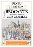 23 ème Brocante Vide-greniers de FENEU