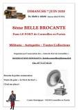 8ème Belle Brocante dans le Fort de Cormeilles en Parisis