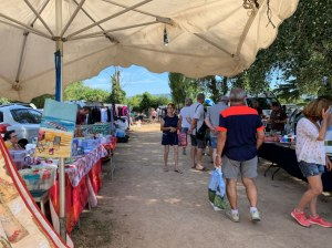 Brocante vide grenier Roquebrune sur Argens