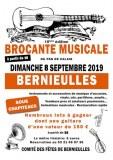 Brocante Musicale du Pas de Calais 10eme édition