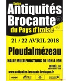 Salon Antiquités Brocante du Pays d'Iroise à Ploudalmezeau