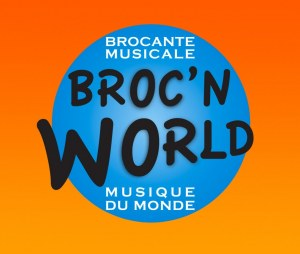 BROC N WORLD - Brocante Musique World