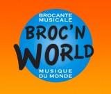 BROC N WORLD - Brocante Musique World