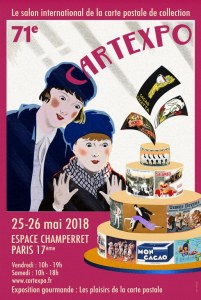 CARTEXPO - Le salon international de la carte postale de collection