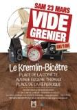 Vide Grenier du Kremlin-Bicêtre