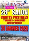 28ème BOURSE CARTES POSTALES, TIMBRES, VIEUX PAPIERS et MONNAIES