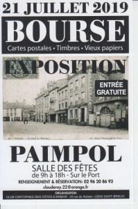 Bourse Cartes postales, Timbres, Veux papiers
