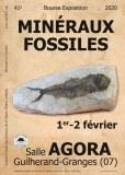 41ème bourse Minéraux et Fossiles de Guilherand-Granges (07)