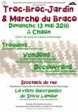 Troc'broc-jardin et marché du braco