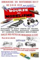 6 ème Bourse du modélisme et jouets anciens