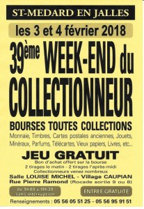 39 éme WEEK END DU COLLECTIONNEUR.
