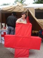 Vide grenier Croix rouge Portes Océanes