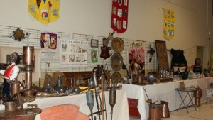 Salon de l'outil d'antan et de l'art populaire