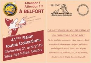 41e Salon Toutes Collections & Exposition