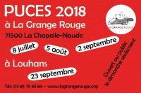 Marchés aux Puces de la Grange Rouge