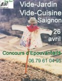 Vide-Jardin Vide-Cuisine de Saignon