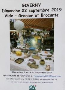 Vide grenier - Brocante
