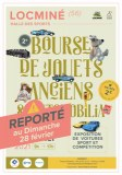 Bourse jouets anciens & exposition voitures anciennes sportives