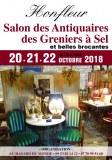 SALON des ANTIQUAIRES BROCANTEURS de HONFLEURS PROFESSIONNELS