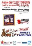Journées des collectionneurs (disques vinyles, trésors du cinéma, jouets anciens)