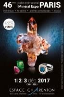 Salon Minéral Expo Paris - le salon des pierres précieuses