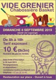 Vide Grenier COC Basket + Tournoi jeunes