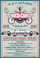 Festival ROCK'&'CARS à Lavaur (81) les 10 et 11 juin 2017