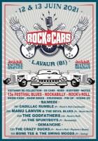 Festival ROCK'&'CARS à Lavaur (81) les 12 et 13 juin 2021