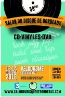58 ème SALON DU DISQUE DE BORDEAUX