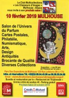 Salon de l'Univers du Parfum Carte Postale Timbre Monnaie Jouets Anciens Antiquités Bro...