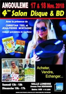 Salon du Disque et BD d'Angoulême