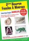 2 ème Bourse Fossiles et Minéraux de Mandelieu la Napoule