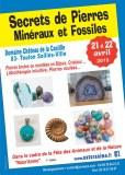 'Secrets de Pierres' Bourse aux Minéraux/Expo/Vente