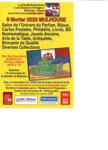 Salon de l'Univers du Parfum Bijoux Cartes Postales Philatélie Numismatique Jouets Anci...