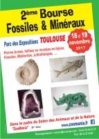 2ème Bourse Fossiles & Minéraux de Toulouse