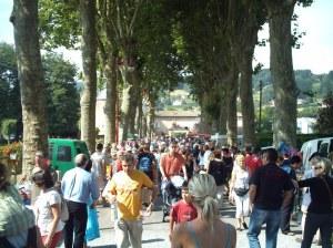 31 ème marché aux puces des Crampons Rouillés