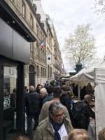 Antiquités Brocante Pro. Boulevard du Montparnasse