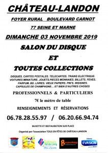 Salon du disque et toute collections