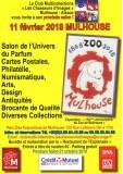 Salon de l'Univers du Parfum Carte Postale Timbre Monnaie Jouets Anciens Arts et Design...