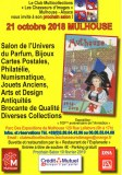 Salon de l'Univers du Parfum Bijoux Carte Postale Timbre Monnaie Arts et Design Brocant...
