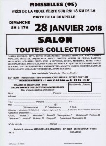 Salon toutes collection