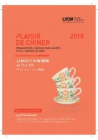 Brocante / vide-grenier Plaisir de Chiner 9 juin 2018