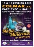 Salon européen des minéraux - espace bien-être et conférences