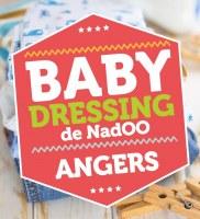 BABY DRESSING DE NADOO 0-8 ANS