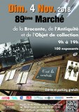 Le Grand Marché Nantais au MIN de Nantes en BROCANTES
